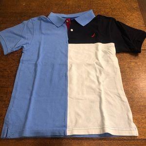 Nautica Boys Polo Shirt.